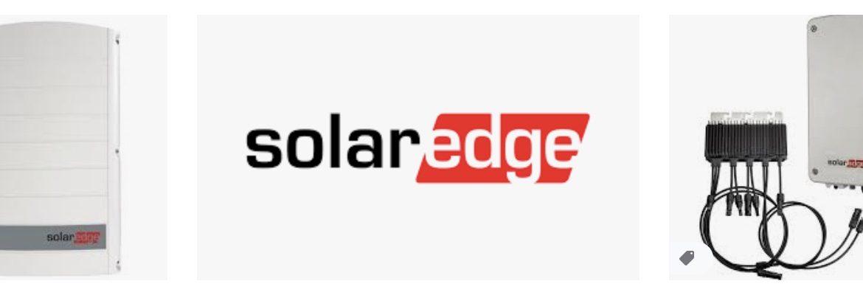 solaredge omvormer zonnepanelen